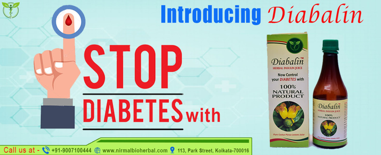Introducing Diabalin: An Herbal Therapy That Eliminates The Demon Of Diabetes